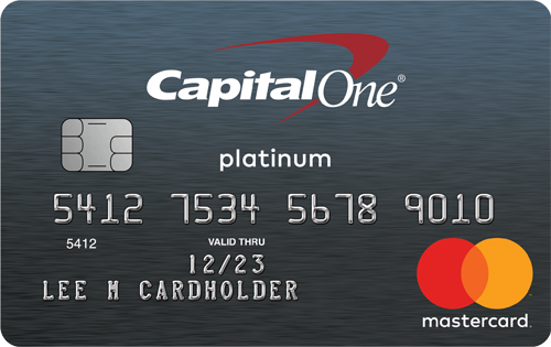 Capital One® Secured Mastercard® Review