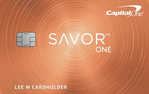 Capital One® SavorOne® Cash Rewards Credit Card Review