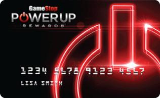 GameStop Credit Card