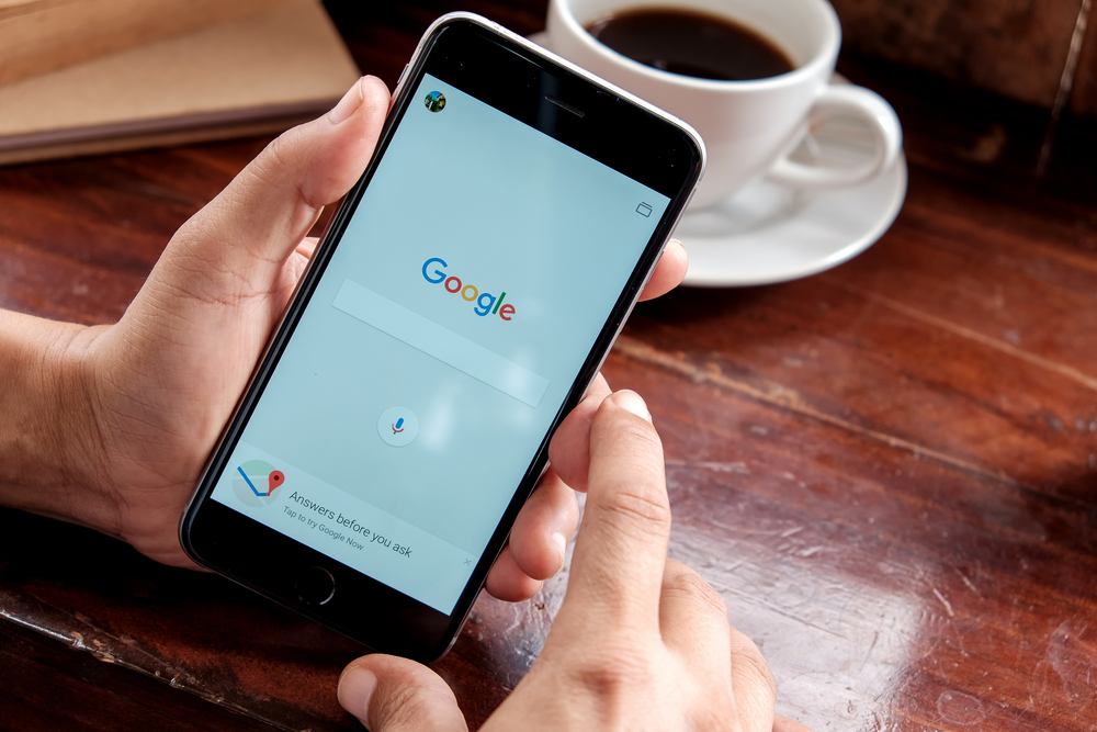 Shutterstock_315723950 Google Maps is a web mapping service application and technology provided by Google. Also available as a mobile app for smartphones