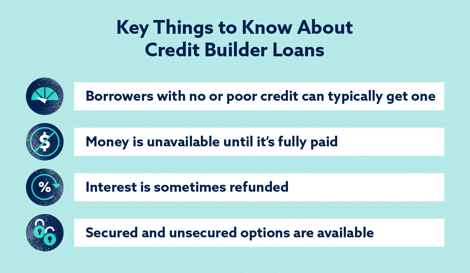 Key Things to Know About Credit Builder Loans Image