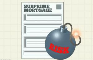 Subprime mortgages