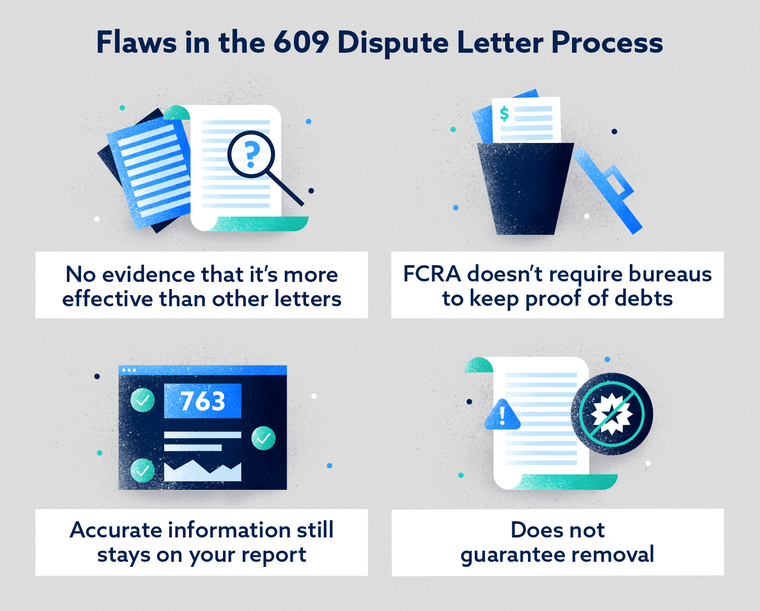 Flaws in the 609 Dispute Letter Process Image