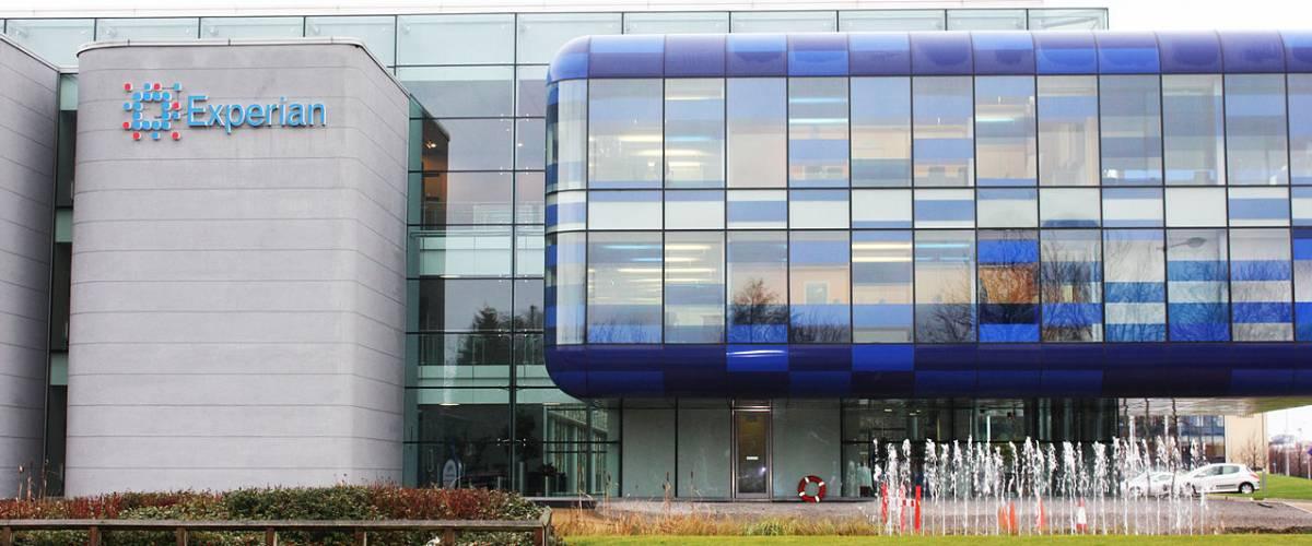 Experian headquarters in the U.K.