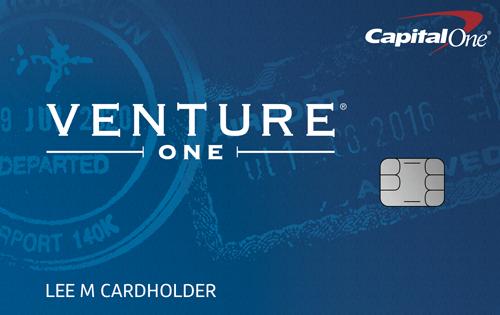 Capital One® VentureOne® Rewards Credit Card Review