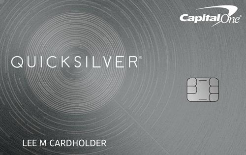 Capital One® Quicksilver® Cash Rewards Credit Card Review