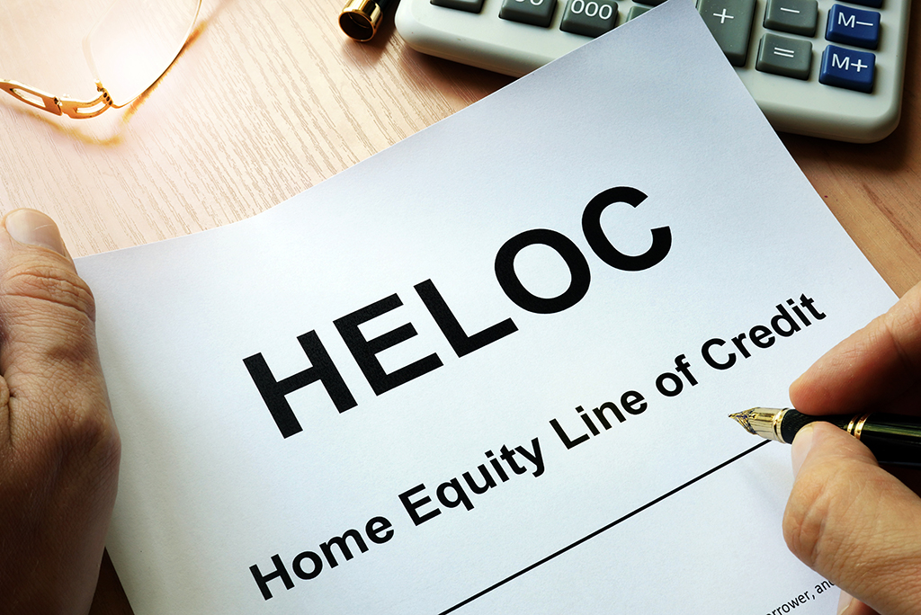 How Does A Home Equity Line of Credit (HELOC) Work?