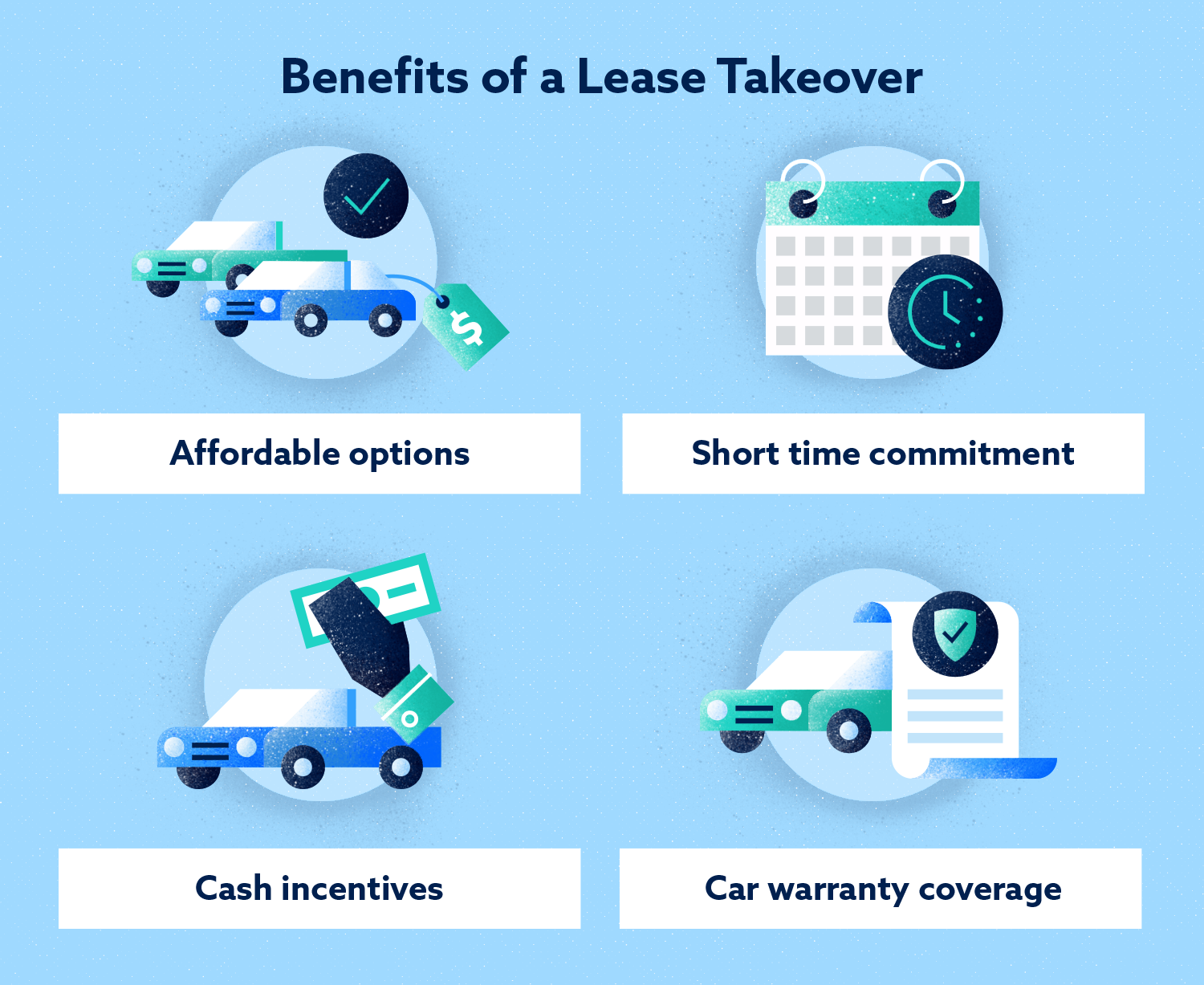 benefits of a lease takeover