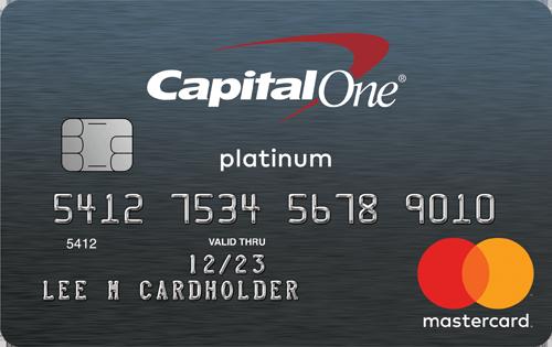 Capital One® Platinum Credit Card Review