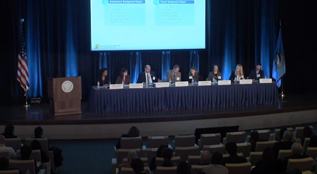 The panelists of Panel Three: Accuracy Considerations for Background Screening