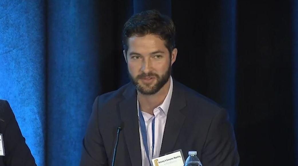 Panel Three's Matt Visser of VICTIG Screening Solutions explains the screening process