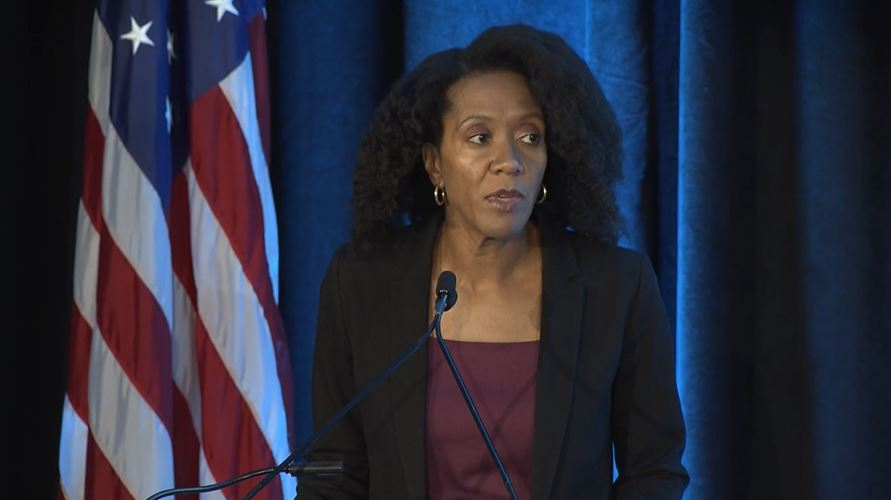 Tiffany George, Senior Attorney with the FTC delivers her Opening Remarks
