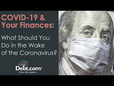 Between a volatile stock market and millions of people facing income losses due to CoVid-19 closures, people are wondering what to do with their money. Debt.com Chairman and CPA Howard Dvorkin offers advice on what consumers can do to protect themselves against the potential economic fallout.  Learn what to do with your retirement accounts, how to protect your home equity, and what to do about your personal debt, so you can take the right financial steps.