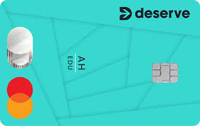 Deserve® EDU Mastercard for Students