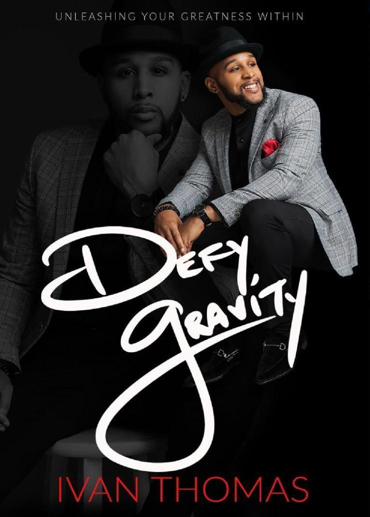 Ivan thomas - Defy Gravity cover
