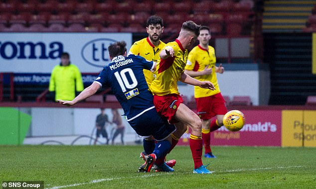 Clubs voted to end the season in Scottish Championship,League One and League Two in April