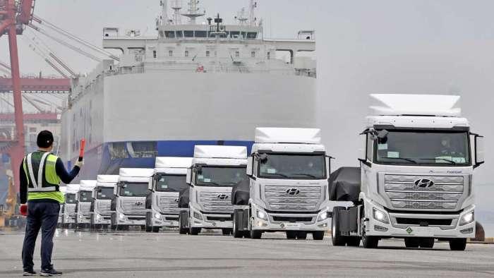 Hyundai XCIENT Trucks