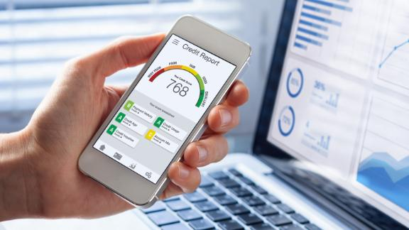 Your credit score is just one piece of information that a lender will use when determining whether to offer you credit, and at what rate.