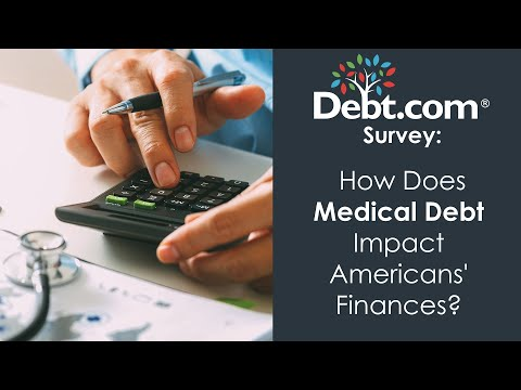 The results are in, and Debt.com's medical debt survey reveals some surprising numbers. Find out how little it takes to get sent to collections and what happens when you try to negotiate your healthcare costs. View the full survey results here: https://www.debt.com/research/medical-debt-survey/