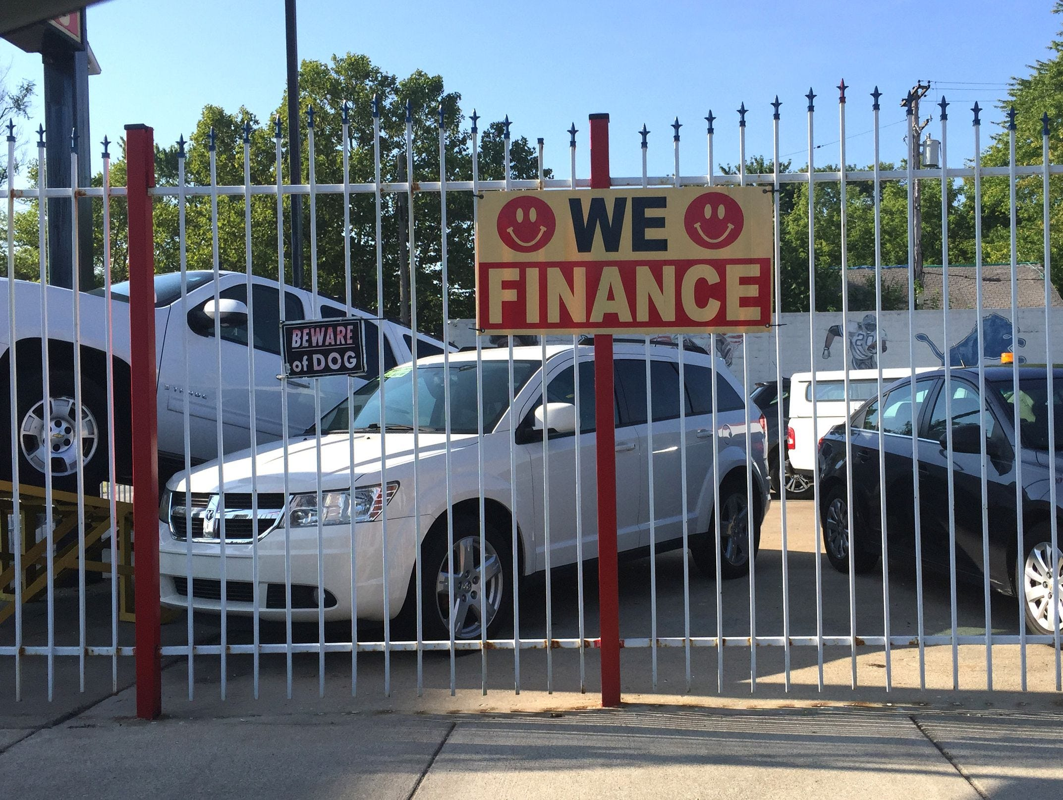 Borrowers with risky credit may face more hurdles when it comes to getting car loans after the COVID-19 recession.