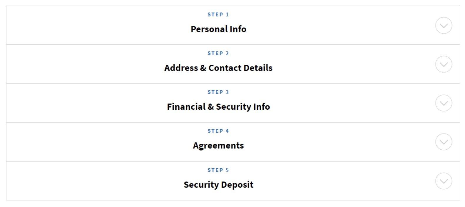 OpenSky steps