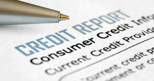 Reading your credit report
