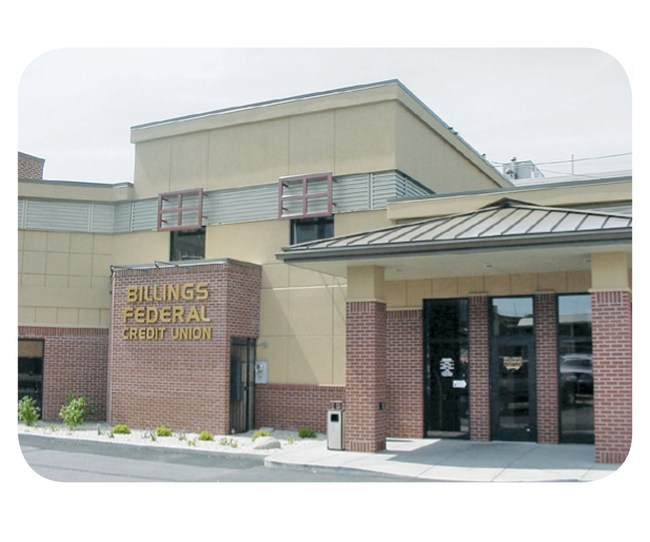 Billings Federal Credit Union's Main Branch
