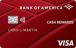 Bank of America® Cash Rewards Secured Credit Card