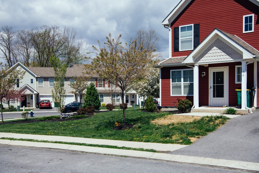 Redwood Park Townhomes