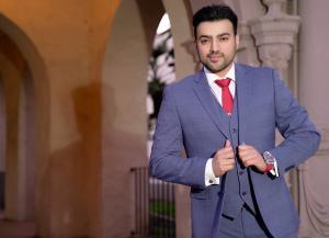 Arian Eghbali Author, Entrepreneur and CEO