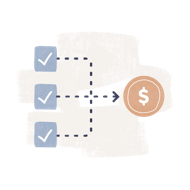 You're 3X more likely to get approved for a business credit card with MatchFactor.