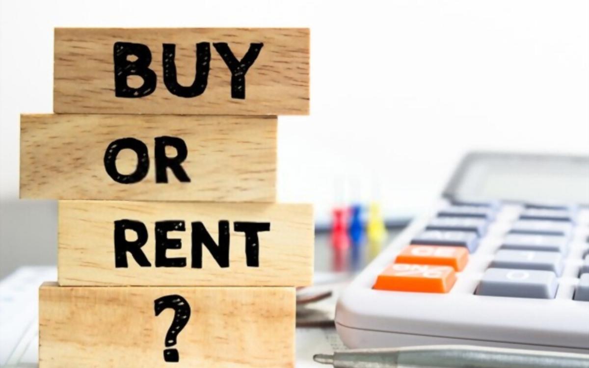 Should I Rent Or Should I Buy A Home?