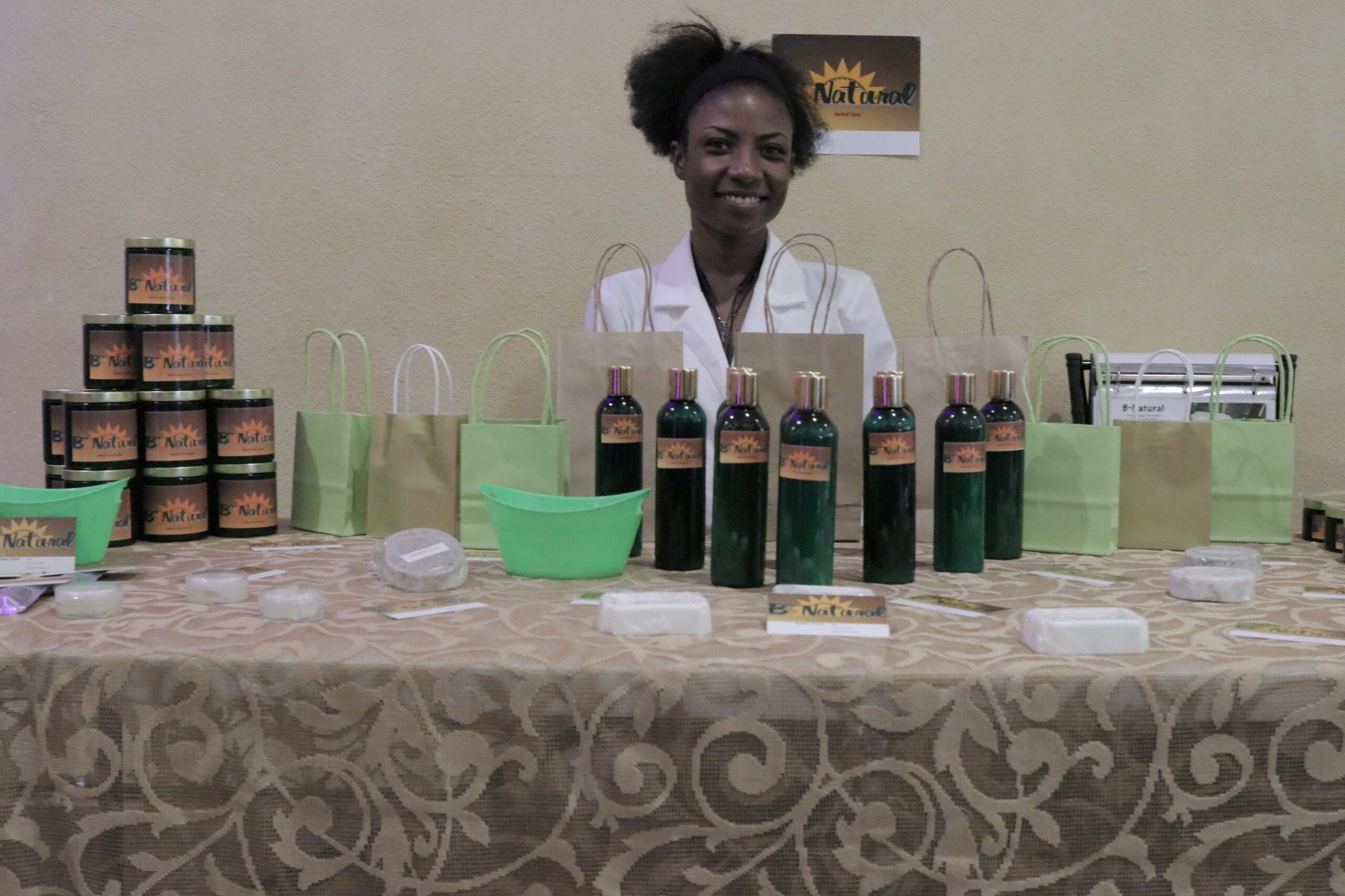 The Black Beauty Expo is a gathering that allows for Black women on the Gulf Coast to encounter new products, network, learn, and connect.