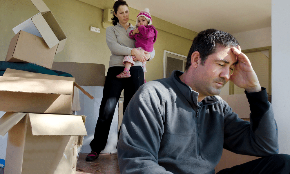 eviction on your credit report
